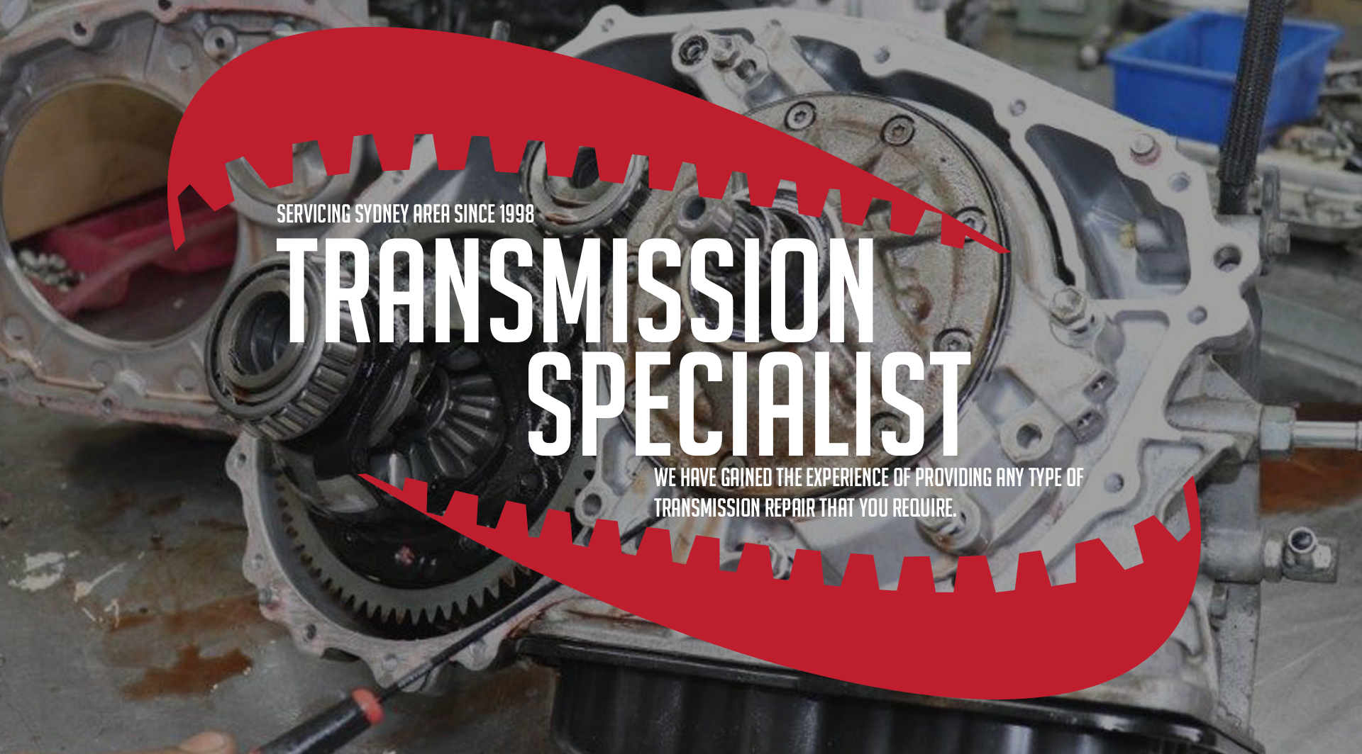 Are you looking for Transmission Repair in Sydney?